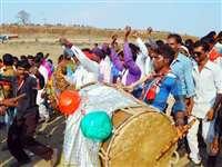 मध्यप्रदेश के धार में आदिवासियों के उत्सव भगोरिया की शुरुआत