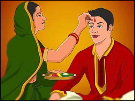 Bhai Dooj : भाई के दीर्घायु की कामना को लेकर बहनें करेंगी टीका