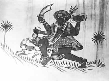 भैरव के भक्तों से यमराज भी खाते हैं भय