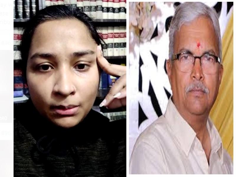 पूर्व MLA सुरेंद्रनाथ की लापता बेटी ने जारी किया VIDEO, परिजनों पर लगाए ऐसे आरोप