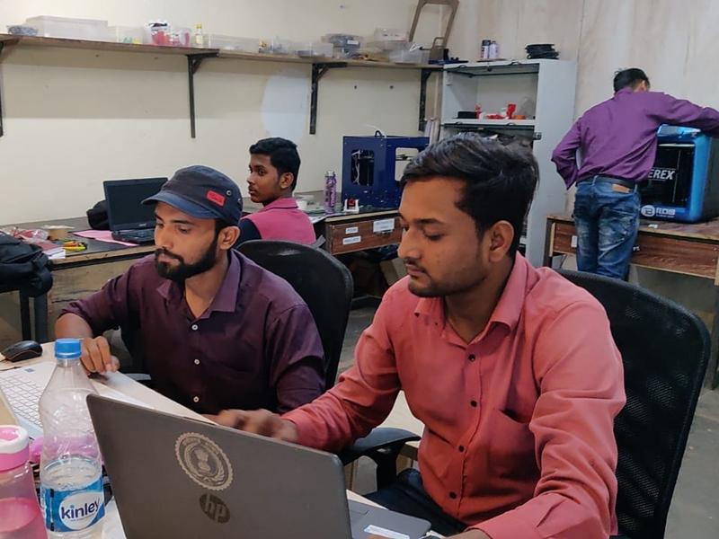 छत्तीसगढ़ के स्टार्टअप ने बनाया अनूठा थ्री-डी प्रिंटर, इसरो से मिला सप्लाई का ऑर्डर