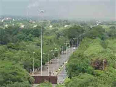 दिल्ली की कंपनी लगाएगी सेंट्रल एवेन्यू में चार सौ एलईडी