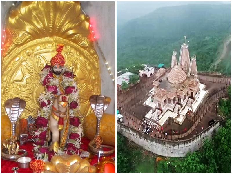 Nag Panchmi 2019 : बड़ा खास भोलेनाथ के वरदपुत्र भीलट देव का ये मंदिर, नागपंचमी पर उमड़े श्रद्धालु
