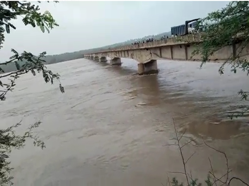 Flood in Chambal : यहां खतरे के निशान से 5 मीटर ऊपर बह रही चंबल, 86 गांवों में अब भी भरा पानी