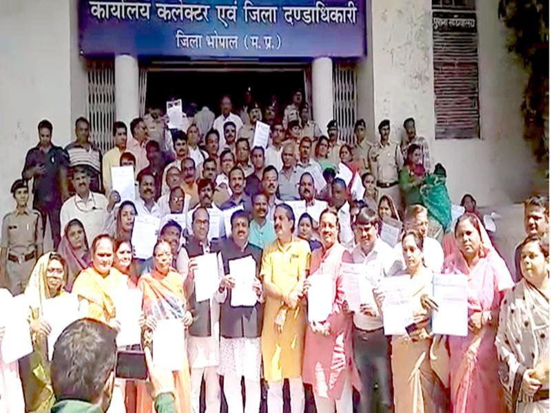 Bhopal Bifurcation : भोपाल के बंटवारे पर भाजपा-कांग्रेस में खिंची तलवारें, महापौर ने बोली ये बात