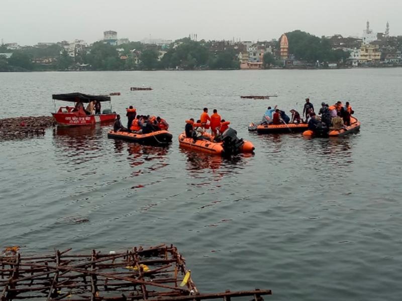 भोपाल नाव हादसा : पुलिस, आपदा प्रबंधन और निगम लापरवाह नहीं होते तो बच सकते थी जान