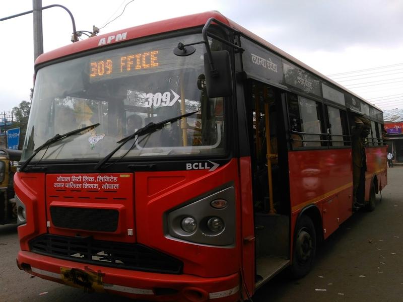 Intercity Buses : भोपाल से दूसरे शहरों के लिए शुरू हुई 56 इंटरसिटी बसें