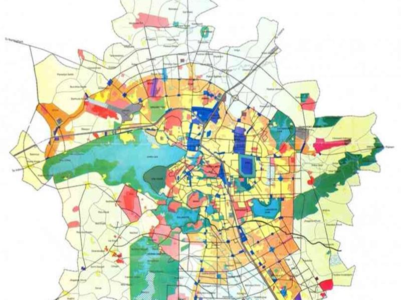 थ्रीडी इफेक्ट में दिखेंगे मास्टर प्लान के नक्शे, घर बैठे कर सकेंगे स्कैन