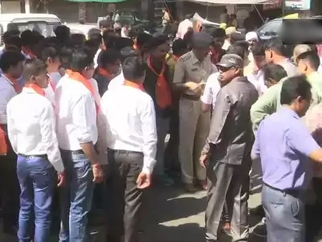 भोपाल में कम्प्यूटर बाबा के रोड शो में नहीं थे पुलिसकर्मी, शिकायत बंद