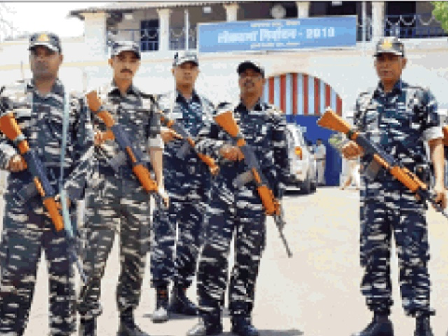 Bhopal में स्ट्रांग रूम की निगरानी के लिए 29 CCTV, राउंड द क्लॉक होगी सुरक्षा