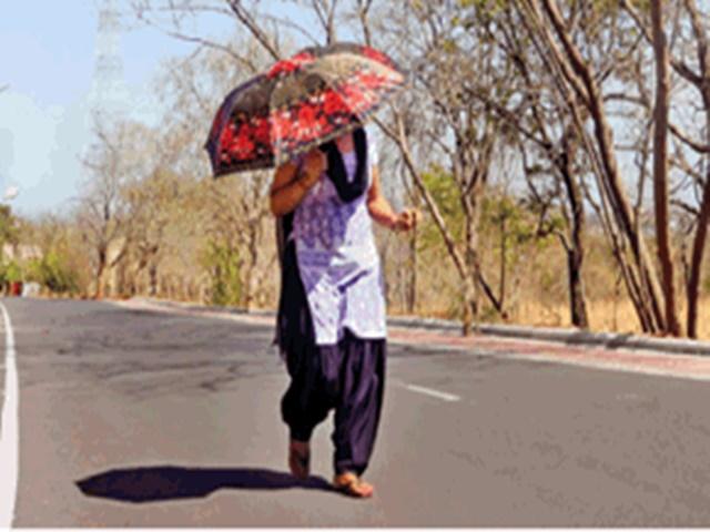 Bhopal Weather : चार दिन में 5 डिग्री उछला दिन का पारा, 4 दिन बाद चल सकती है लू
