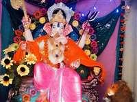 इंदौर 7 : भक्तों को लुभाती है श्रीगणेश की मनमोहक प्रतिमा