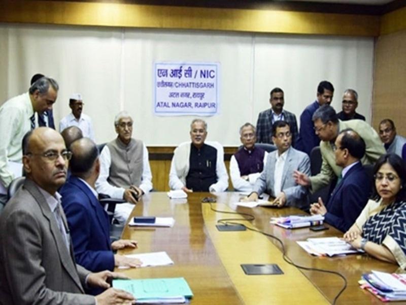 Bhupesh Cabinet : युवाओं को रोजगार के लिए नगरीय निकायों में आरंभ होंगे मार्केट