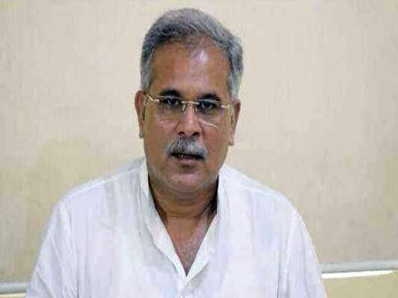 CM भूपेश बोले, पहले ही साफ कर दिया था, किसानों की कर्जमाफी एक बार होगी