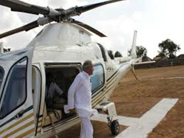 Chhattisgarh : उड़नखटोले में खूब उड़े CM भूपेश बघेल, 42 दिन में की 89 सभाएं