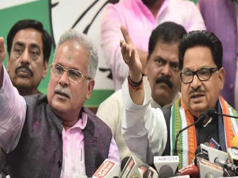 Chhattisgarh Congress : तीन दिनी प्रवास पर रायपुर आएंगे प्रभारी पुनिया, मंत्रियों-विधायकों की लेंगे बैठक