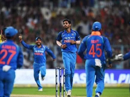 भुवनेश्वर का खुलासा, दूसरे टी20 में इस वजह से हारा भारत