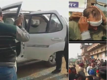 बिहारः नीतीश के काफिले पर हमले के बाद राजद-जदयू हुए आमने-सामने
