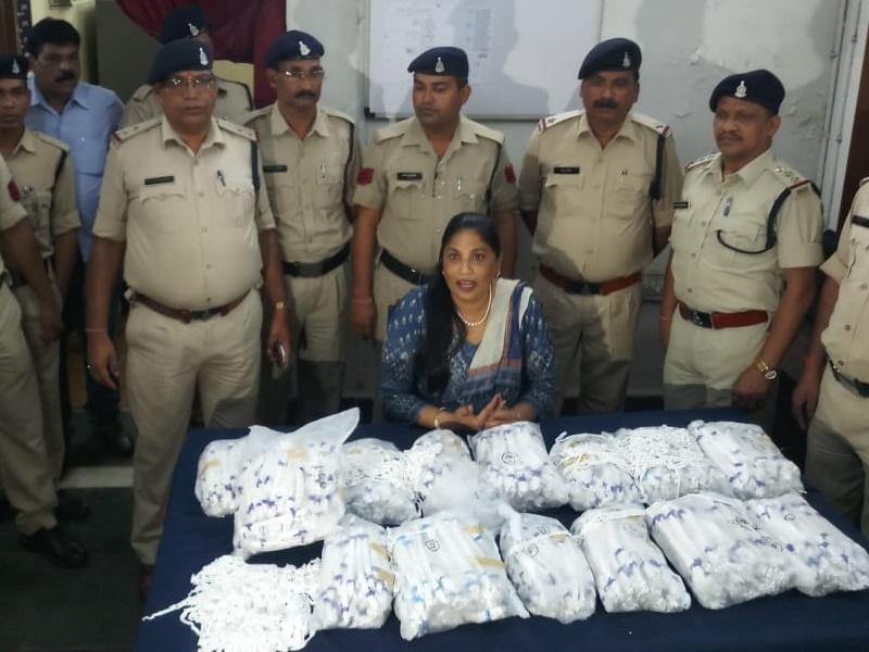 Bilaspur : 36 लाख की चांदी चोरी, आरक्षक समेत चार गिरफ्तार