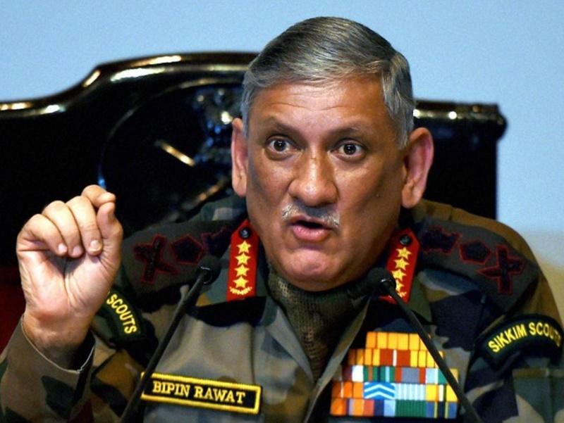 सेना प्रमुख ने कहा,'भविष्य के युद्ध स्वदेशी तकनीक से होंगे फतह'