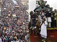 150 देशों के 2 लाख मुसलमानों ने साथ मनाया उत्सव