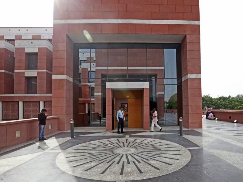 भाजपा मुख्यालय में बम होने का फर्जी कॉल आया, दिल्ली पुलिस जांच में जुटी