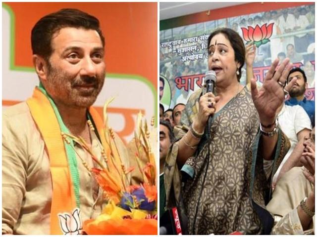Lok Sabha Polls 2019: बीजेपी ने एक और सूची जारी, सनी देओल को गुरदासपुर, किरण खेर को चंडीगढ़ से दिया टिकट