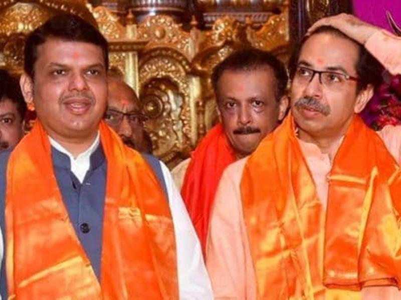 Maharashtra Assembly Elections 2019: सीट बंटवारे पर भाजपा-शिवसेना के बीच हुई अहम बैठक, जानिए क्या हुआ