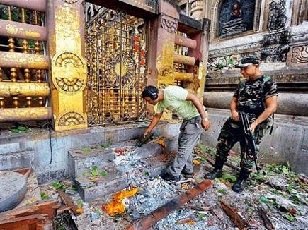 बोधगया विस्फोट : रायपुर के दो आतंकियों समेत पांच को उम्रकैद