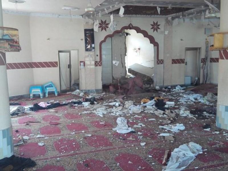 बलूचिस्तान के कुचालक में मस्जिद में बम धमाका, 4 की मौत, 15 घायल