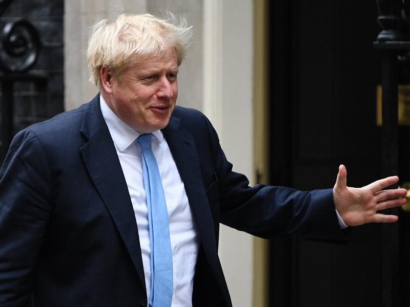 ब्रिटिश पीएम बोरिस जॉनसन यूरोपियन यूनियन के साथ नए ब्रेक्जिट मसौदे के लिए तैयार