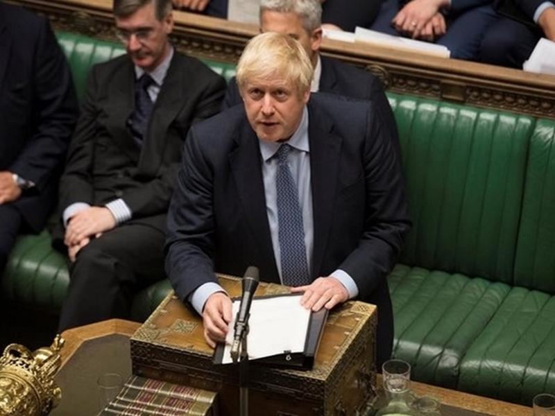 PM जॉनसन द्वारा पेश नए ब्रेक्जिट समझौते पर ब्रिटेन की संसद में आज हो सकता है फैसला