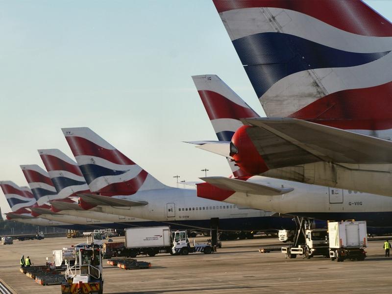 British Airways : ब्रिटिश एयरवेज की हड़ताल से दो लाख से ज्यादा यात्री हुए परेशान
