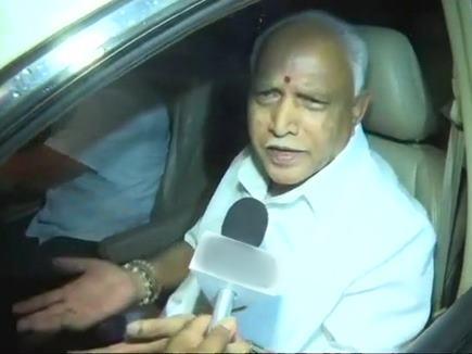 कर्नाटकः CM येदियुरप्पा ने कहा, '101 फीसद हासिल करेंगे विश्वासमत'