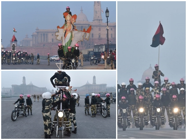 PHOTOS: 26 जनवरी की परेड में BSF की ये जांबाज महिलाएं दिखाएंगी जौहर