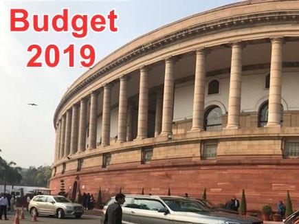 Budget 2019: संसद का सत्र शुरू, कल पेश होगा अंतरिम बजट