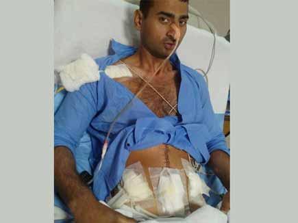 पठानकोट का बहादुर : 6 गोलियां लगने पर भी थामे रहा मोर्चा