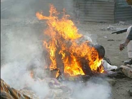 महासमुंद में दो बहनों की जलने से संदिग्ध मौत