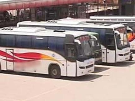 छिंदवाड़ा में बसों की हड़ताल जारी, टैक्सी चालक वसूल रहे मनमाना किराया