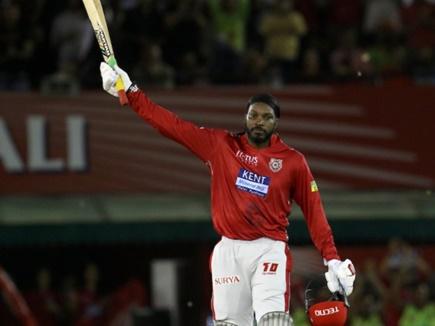 IPL 2018: गेल बेमिसाल, दूसरे बल्लेबाजों से मीलों आगे