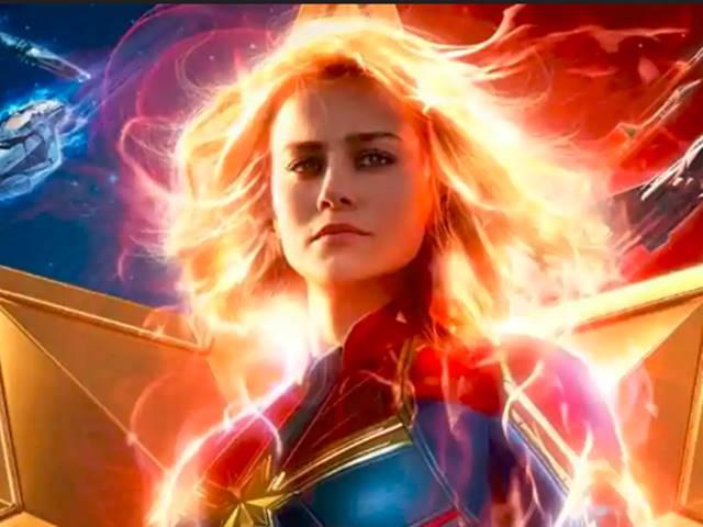 Captain Marvel Box Office Collection : 'बदला' से इतनी बड़ी रकम कमा ले गई यह विदेशी फिल्म