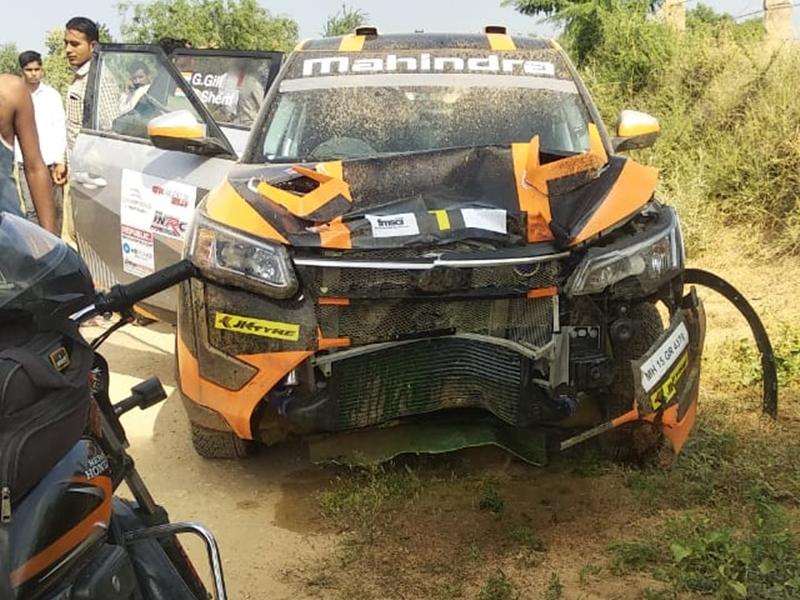 Rajasthan:  रेसिंग कार ने लील ली तीन जिंदगियां, बाड़मेर के पास भीषण हादसा