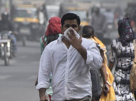 यूरोप व US की तुलना में 5 गुना अधिक ब्लैक कार्बन की चपेट में दिल्ली