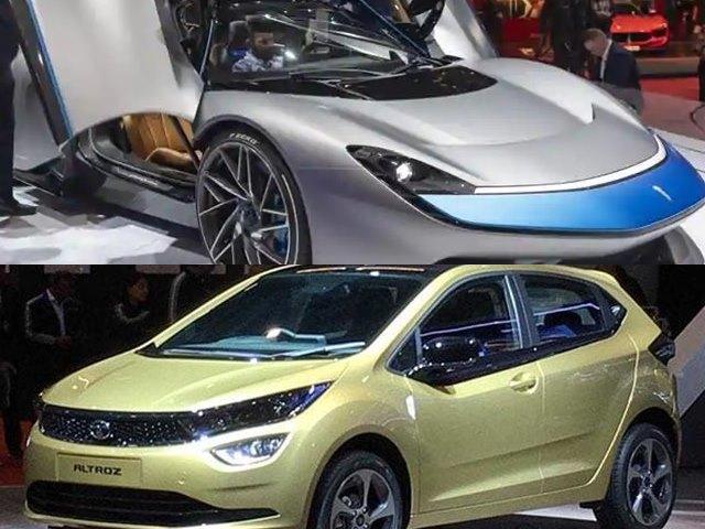 Geneva Motor Show 2019: टाटा और महिंद्रा की इलेक्ट्रिक कारों ने मचाई धूम