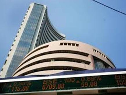 बढ़त के साथ बंद हुआ भारतीय शेयर बाजार, सेंसेक्स 82 अंक ऊपर
