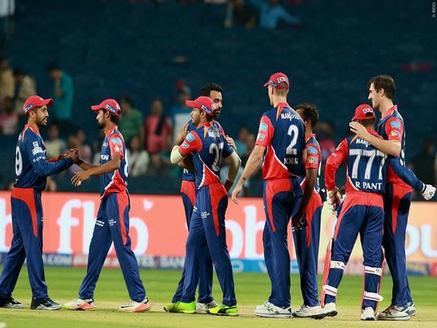 दिल्ली की बल्ले-बल्ले, पंजाब पर एकतरफा जीत