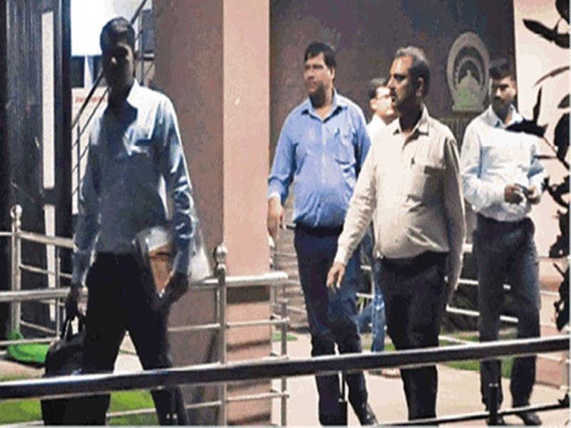 CBI Raid In MANIT : मैनिट में सीबीआई का छापा, अवैध भुगतान के आरोप में कार्रवाई