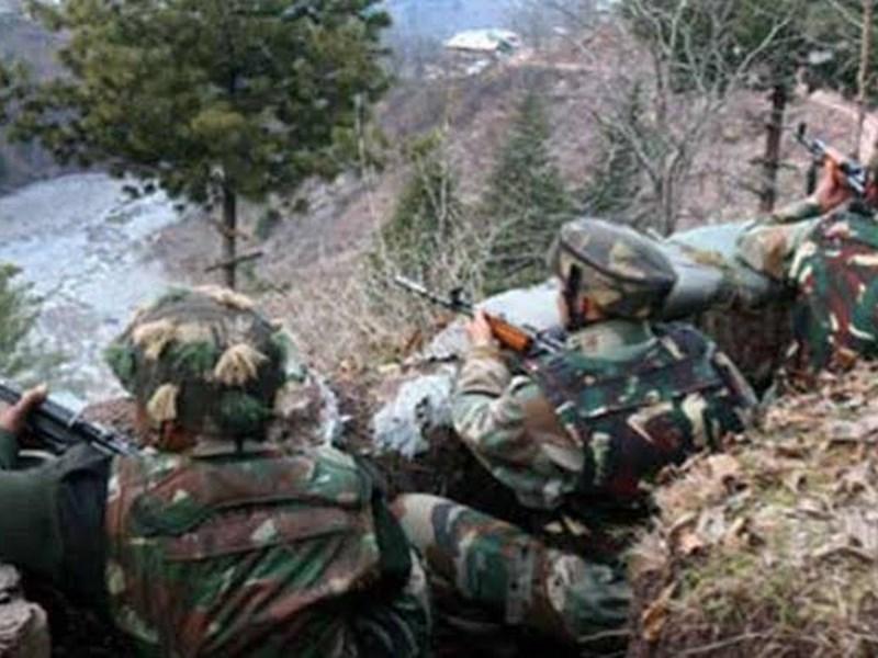 पाकिस्तान ने बालाकोट में सीजफायर का किया उल्लंघन, भारत का कड़ा जवाब