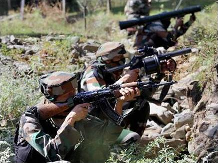 पाकिस्तान ने फिर किया संघर्षविराम उल्लंघन, सीमा पर भारी गोलीबारी
