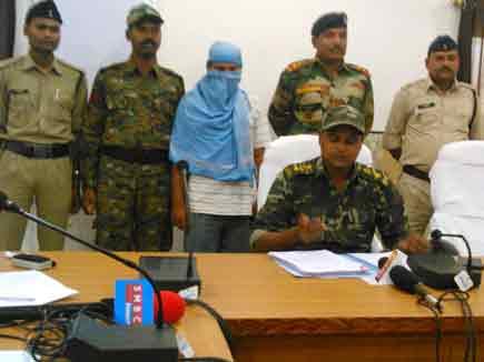 अंबिकापुर क्षेत्र में पूर्व नक्सली कमांडर सुमन गिरफ्तार